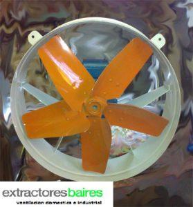 EXTRACTOR DE AIRE AXIAL 35 CM INDUSTRIAL